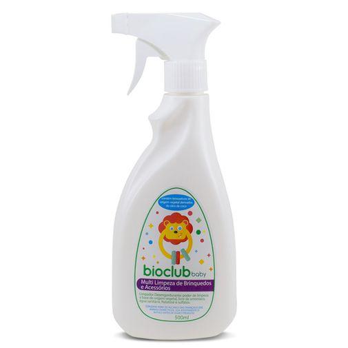 Multi Limpeza de Brinquedos e Acessórios - 500ml - Bioclub Baby