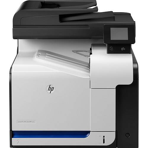 Multifuncional LaserJet Color HP Pro M570dn
