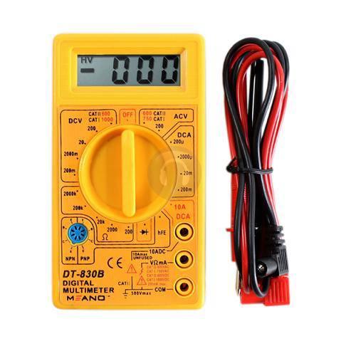 Multimetro Digital Dt-830b 058-0830