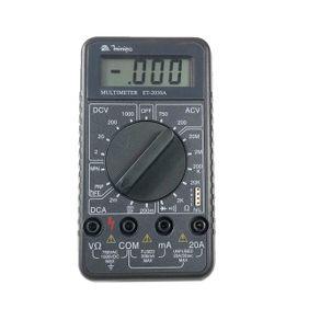 Multímetro Digital ET-2030A Minipa