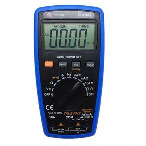 Multímetro Digital ET-1507A Minipa