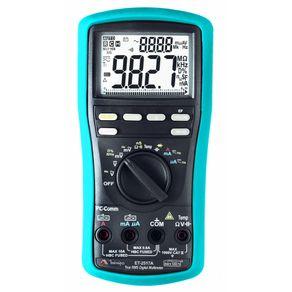 Multímetro Digital ET-2517 Minipa