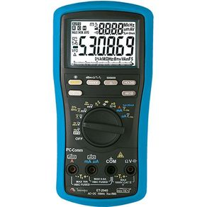 Multímetro Digital ET-2940 Minipa