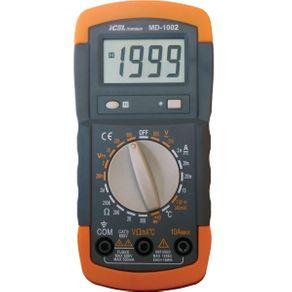 Multímetro Digital Icel MD-1002