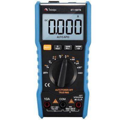 Multímetro Digital Minipa CAT III 600V True RMS - ET-1507B ET-1507B