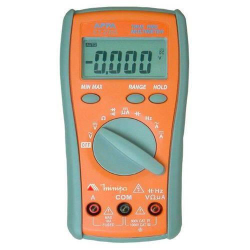 Multímetro Digital Minipa Et-2095