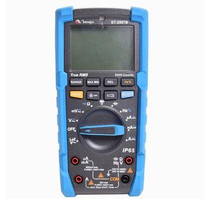 Multímetro Digital Minipa ET-2507B True RMS CAT III 600V ET-2507B