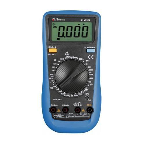 Multímetro Digital Profissional ET-2042E - Minipa