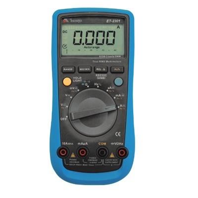 Multímetro Digital True RMS - 1000V - CATIV - ET-2301 - Minipa