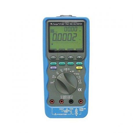 Multímetro Digital True RMS - 1000V - CATIV - ET-2907 - Minipa