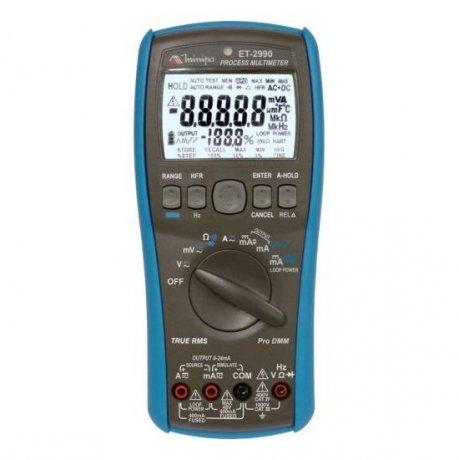 Multímetro Digital True RMS - 1000V - CATIV - ET-2990 - Minipa