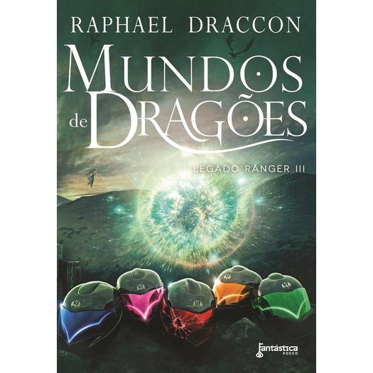 Mundo de Dragoes - Legado Ranger Iii - Fantastica Rocco