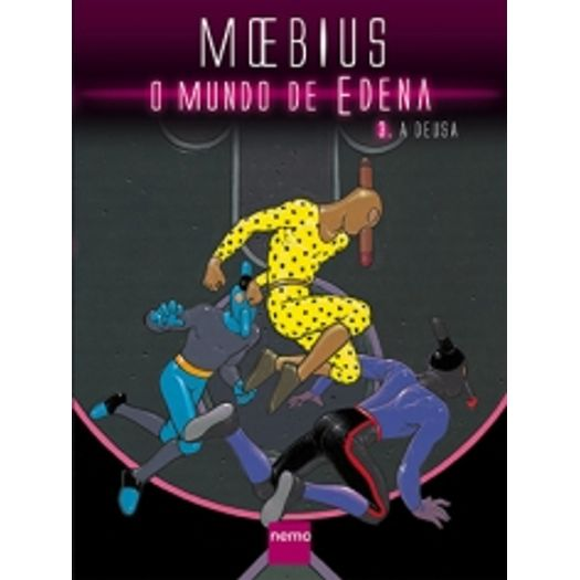 Mundo de Edena, o - Vol 3 - Nemo