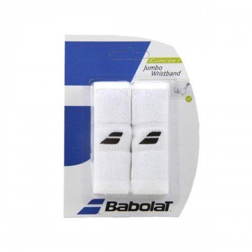 Munhequeira Branca - Babolat 4551376 010100 4551376010100
