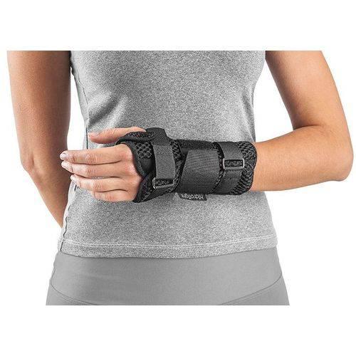 Munhequeira Imobilizadora de Punho com Tala Confort Air Mão Esquerda