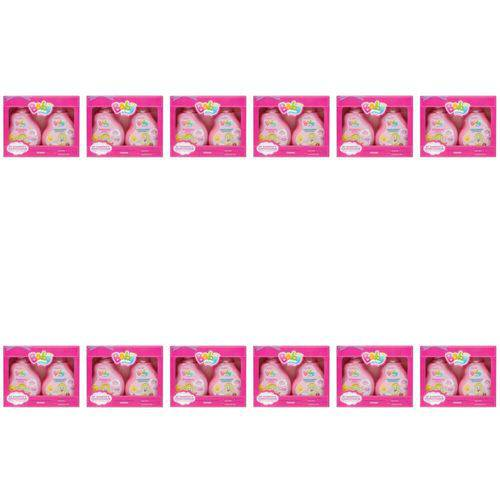 Muriel Baby Estojo Infantil Menina Shampoo + Condicionador 100ml (kit C/12)