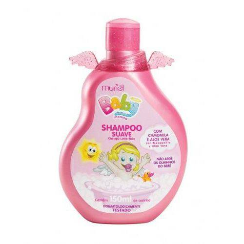 Muriel Baby Rosa Shampoo 150ml