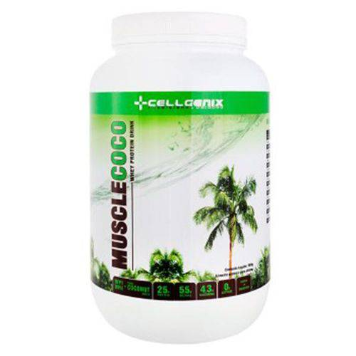 Muscle Coco Whey Protein 900g