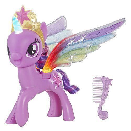 My Little Pony Figura Asas de Arco Iris Twiligh Sparklehasbro E2928 13932
