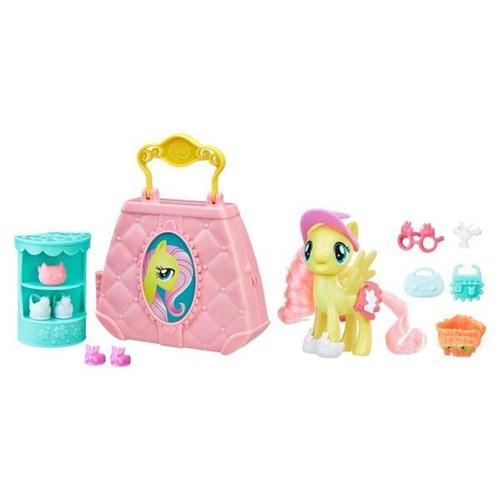 My Little Pony Filme - Fluttershy Bolsa Moda Silvestre E0712 - HASBRO