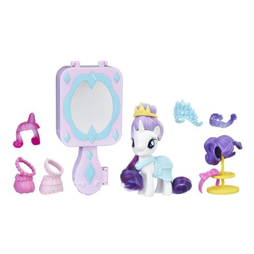 My Little Pony Filme - Rarity Boutique-Espelho E0711 - HASBRO
