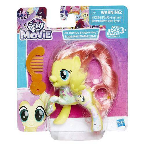 My Little Pony: o Filme - Tudo Sobre Fluttershy