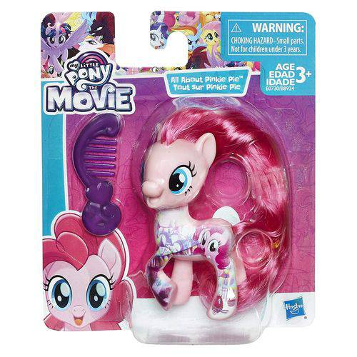 My Little Pony: o Filme - Tudo Sobre Pinkie Pie