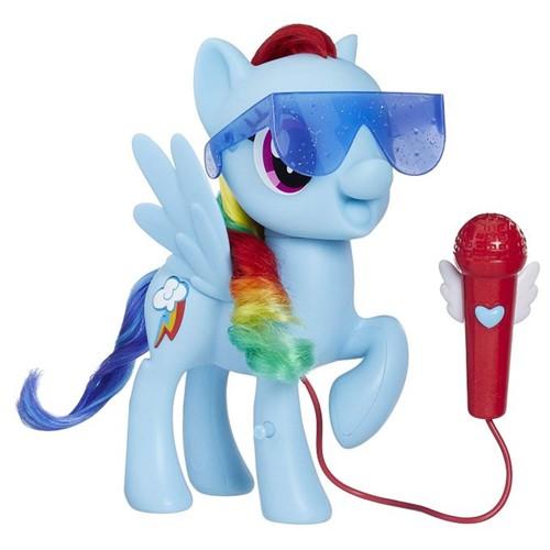 My Little Pony - Rainbow Dash Cantora E1975 - HASBRO
