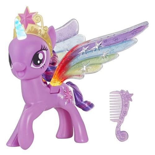 My Little Pony - Twilight Sparkle - Asas de Arco-Íris E2928 - HASBRO