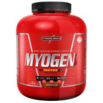 Myogen HLP 1,8kg Chocolate - Integralmedica