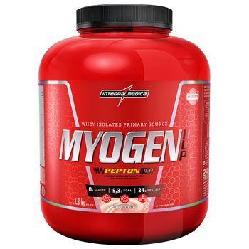 Myogen HLP 1,8kg Morango - Integralmedica