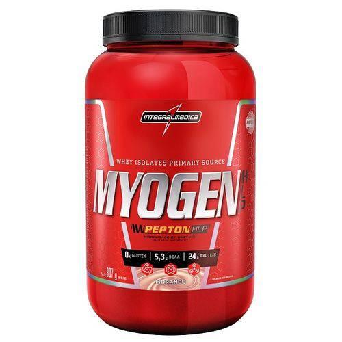 Myogen Hlp 907g Morango - Integralmédica