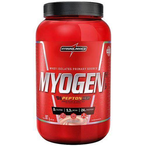 Myogen Hlp Whey Isolado - 907g Chocolate - Integralmedica