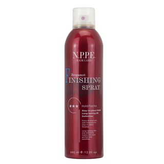 N.P.P.E. Bergamot Finishing - Spray Fixador 380ml