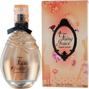 Naf Naf Fairy Juice de Naf Naf Eau de Toilette Feminino 100 Ml