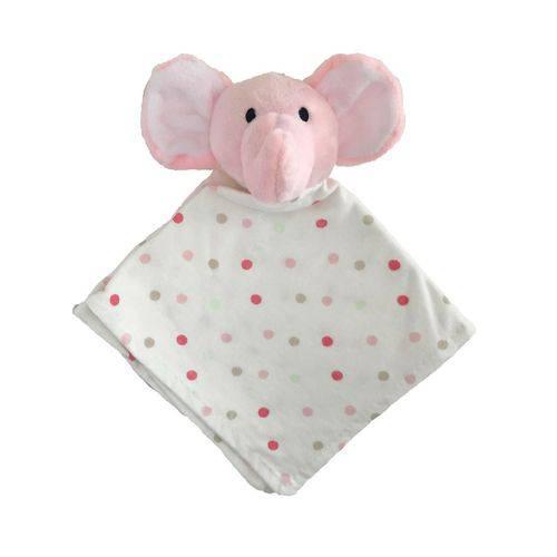 Naninha Elefante Doces Sonhos Rosa Buba 7588