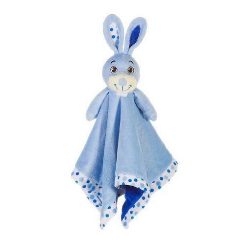 Naninha em Plush Coelhinho Azul Sonho de Luz