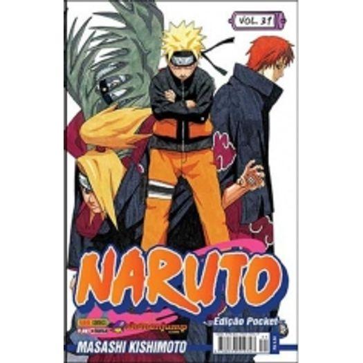 Naruto Pocket 31 - Panini
