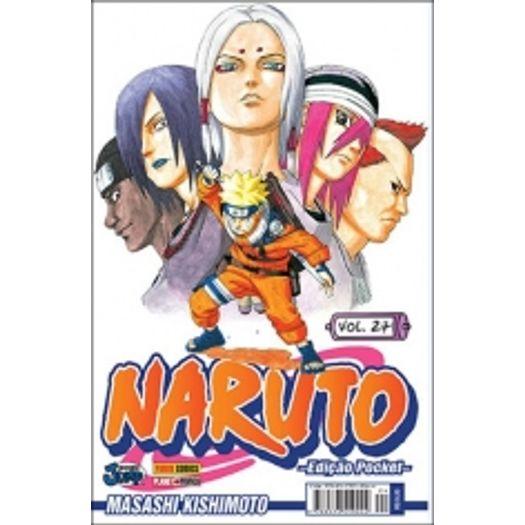 Naruto Pocket 24 - Panini