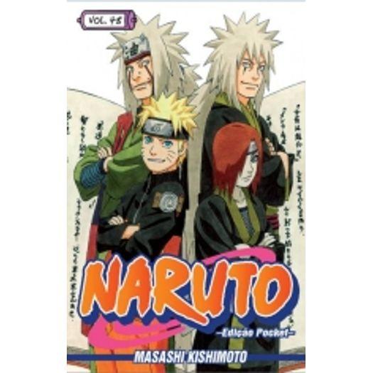 Naruto Pocket 48 - Panini