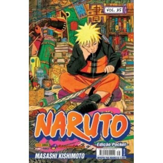 Naruto Pocket 35 - Panini