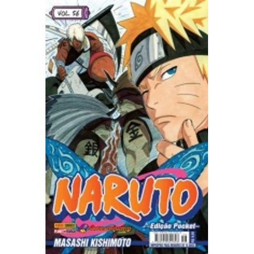 Naruto Pocket 56 - Panini