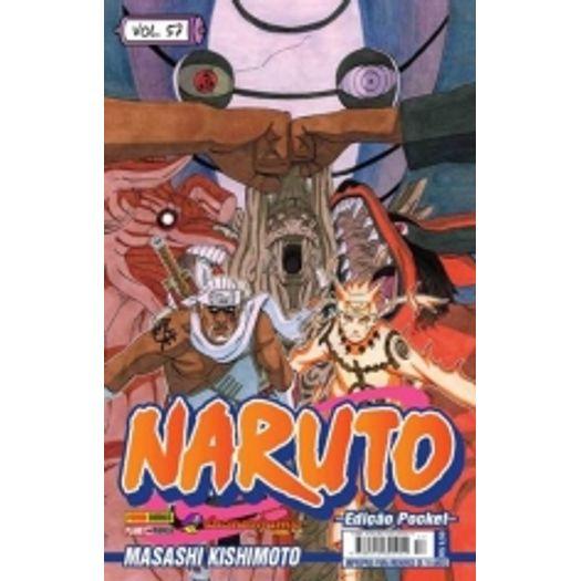 Naruto Pocket 57 - Panini