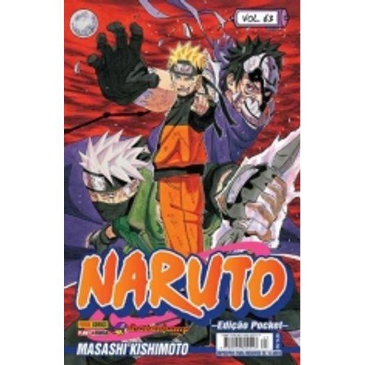 Naruto Pocket 63 - Panini