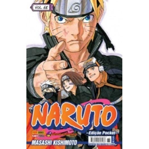 Naruto Pocket 68 - Panini