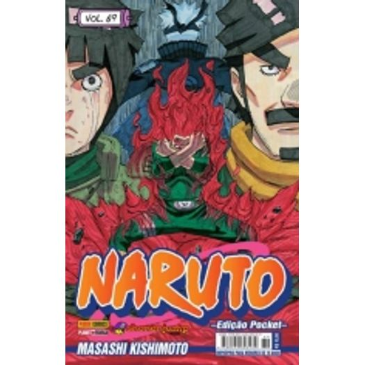 Naruto Pocket 69 - Panini
