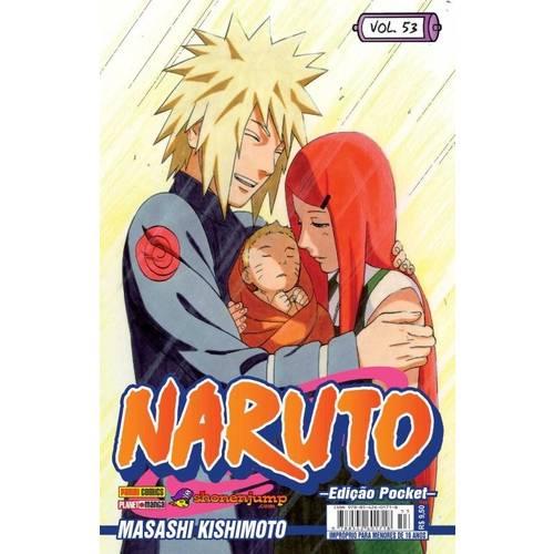 Naruto Pocket Ed.53