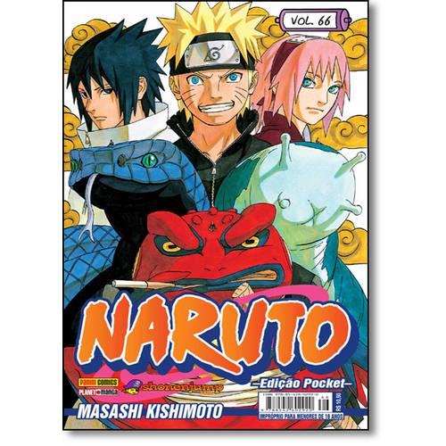 Naruto Pocket - Vol.66
