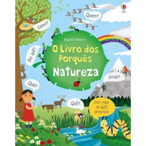 Natureza: o Livro dos PORQUÊS