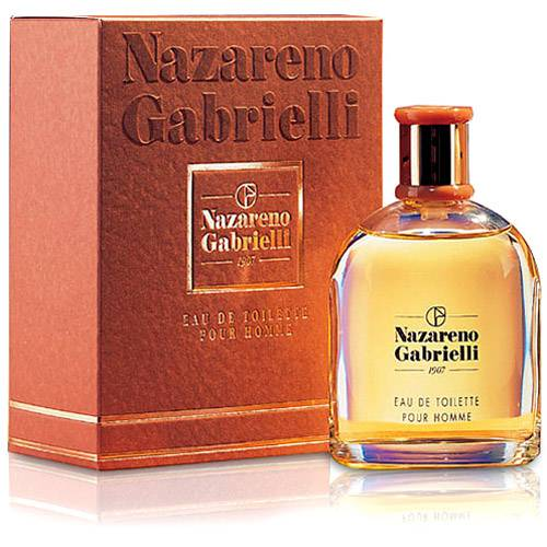 Nazareno Gabrielli Masculino Eau de Toilette 100ml-Nazareno Gabrielli
